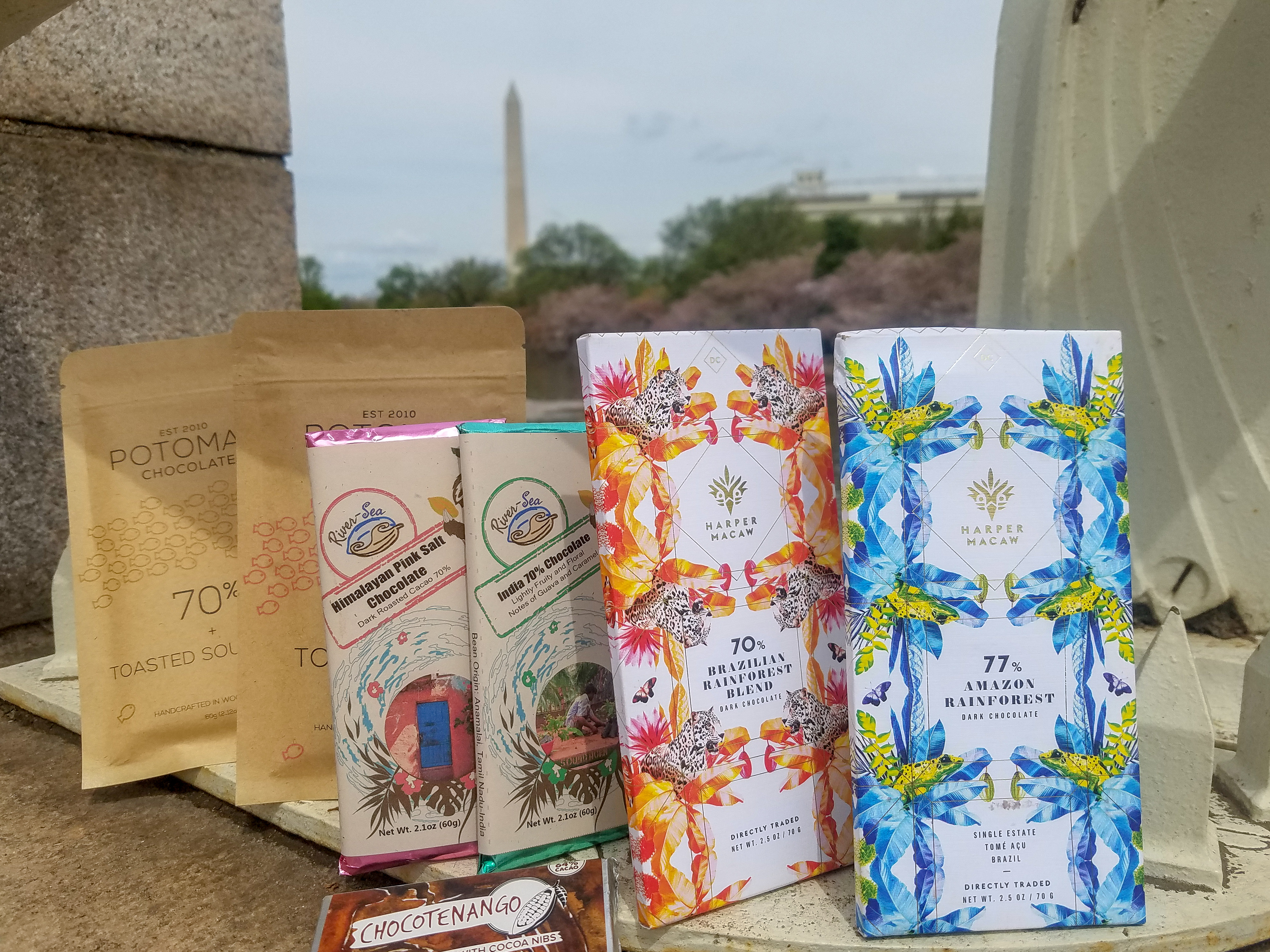 Where to Find Good* Chocolate in DC