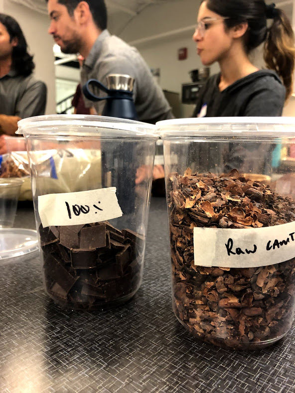 Fun, food & education: First DC Chocolate Society Meeting